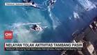 VIDEO: Nelayan Makassar Tolak Aktivitas Tambang Pasir