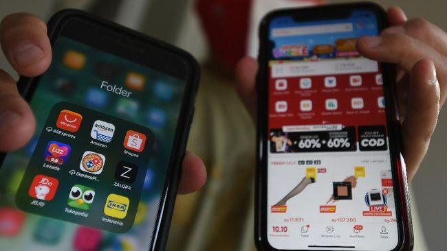 Belanja tatap muka akan banyak dilakukan kembali oleh konsumen, tapi tak seperti biasa karena aktivitas belanja online terbukti bisa dilakukan selama Covid-19
