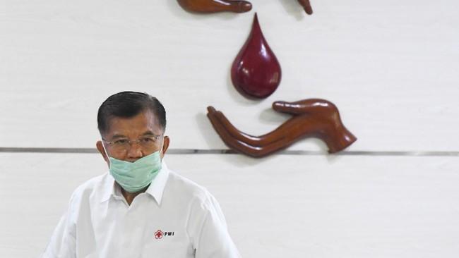 JK: Plasma Konvalesen 90 Persen Efektif Sembuhkan Covid-19