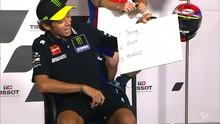 VIDEO: Rossi Bohong Soal Umur Jelang MotoGP Emilia Romagna
