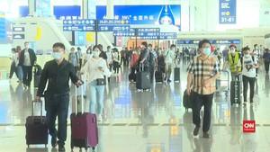 VIDEO: Wuhan Kembali Buka Penerbangan Internasional