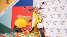 Harga Vespa Primavera Sean Wotherspoon Setara 3 Yamaha Nmax