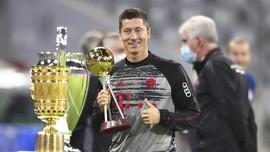 Lewandowski Akhirnya Raih 'Ballon d'Or'