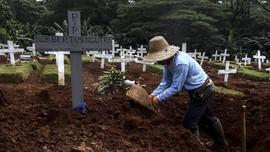 Satgas Bantah Data Kematian Murni Covid dan Komorbid Dipisah
