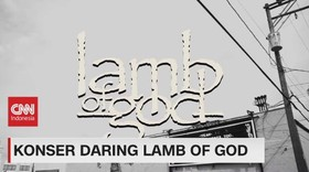 VIDEO: Konser Daring Lamb Of God