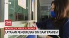 VIDEO: Layanan Pengurusan SIM Saat Pandemi