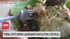VIDEO: Toring, Soto Kering Legendaris Khas Klaten & Boyolali