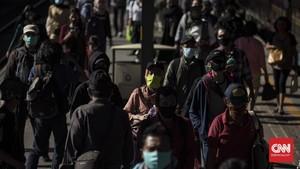 PSBB di DKI Jakarta Kembali Diperpanjang 14 Hari