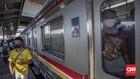 Larangan Mudik, KRL Tak Layani Stasiun Cikoya-Rangkasbitung