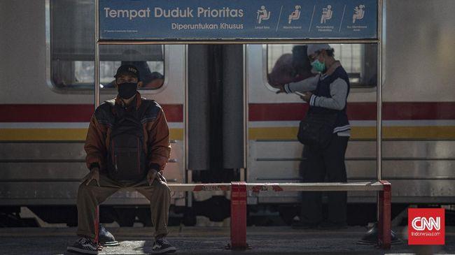 Tes Antigen akan dilakukan secara acak di enam stasiun, yakni Bogor, Bekasi, Cikarang, Tangerang, Manggarai dan Tanah Abang.