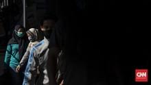 Hampir Dua Pekan Kasus Covid Jakarta di Atas 1.000