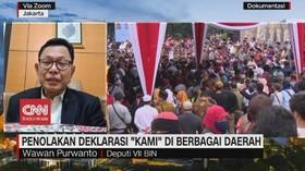 VIDEO: Penolakan Deklarasi KAMI di Berbagai Daerah