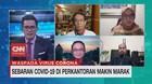VIDEO: Sebaran Covid-19 di Perkantoran Kian Marak (2/2)