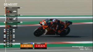 VIDEO: Binder Tercepat di FP2 MotoGP Emilia Romagna