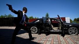 FOTO: Menengok Sekolah Bodyguard Profesional di China
