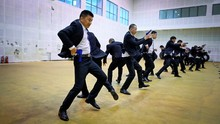 Genghis, Sekolah Bodyguard Profesional buat Orang Kaya China
