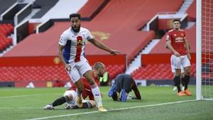 Hasil Liga Inggris: MU Kalah 1-3 dari Crystal Palace