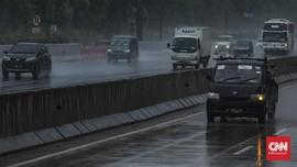BMKG Prediksi Hujan Lebat di Jabodetabek, Katulampa Siaga 1
