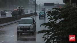 BMKG Prediksi Hujan di DKI Sampai Pukul 19.30, Malam Berawan