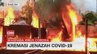 VIDEO: Kremasi Jenazah Covid-19 Meningkat Drastis