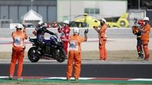 Hasil MotoGP Emilia Romagna: Yamaha Akhirnya Menang