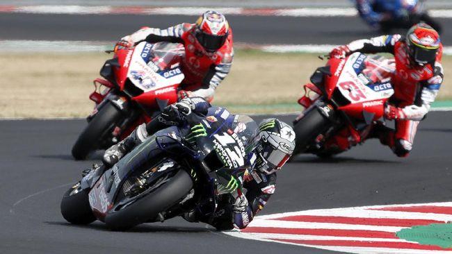 Rekor unik tercipta di MotoGP 2020 jelang seri kedelapan musim ini di MotoGP Catalunya 2020 di Sirkuit Barcelona, Minggu (27/9).