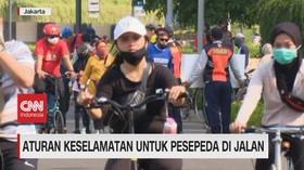 VIDEO: Aturan Keselamatan Untuk Pesepeda di Jalan