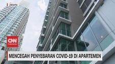 VIDEO: Mencegah Penyebaran Covid-19 di Apartemen