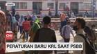 VIDEO: Penerapan Aturan Baru KRL saat PSBB