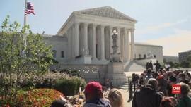 VIDEO: Penghormatan Terakhir untuk Hakim Agung AS Ginsburg