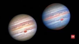 VIDEO: NASA Perlihatkan Foto Terbaru Planet Jupiter