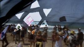 Israel Sahkan UU untuk Kurangi Protes Saat Lockdown