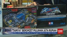 VIDEO: Bisnis Tamiya Beromzet Puluhan Juta Rupiah