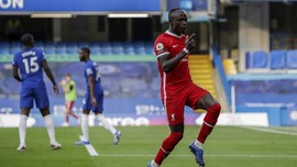 Hasil Liga Inggris: Liverpool Permalukan Chelsea 2-0