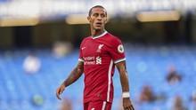 Bintang Liverpool Thiago Positif Covid-19