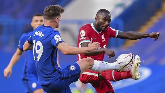 Liverpool vs Chelsea, 2 Pesakitan Berebut Zona Liga Champions