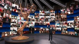 Jungkir Balik Gelar Emmy Awards 2020 kala Pandemi Covid-19