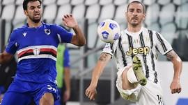 Hasil Liga Italia: Pirlo Debut, Juventus Menang Telak
