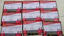 Anggota DPR Ditegur Bawaslu soal Kartu Beasiswa Gambar Paslon
