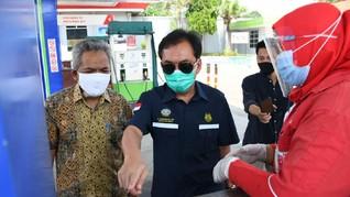 BPH Migas Kunjungi SPBU Lampung, Siapkan Digitalisasi Nozzle