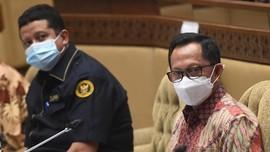 Tito Minta KPU Buat Aturan Pelanggaran Protokol Covid-19
