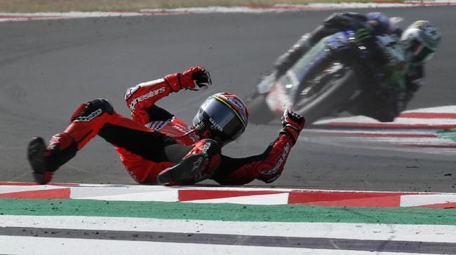 Maverick Vinales menang MotoGP Emilia Romagna 2020 dan membuat persaingan gelar juara dunia MotoGP 2020 semakin rumit.