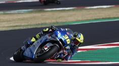 MotoGP Valencia: Mir Dibayangi Kegagalan di Match Point