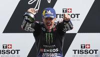 Vinales Keder Lawan Suzuki di MotoGP 2020