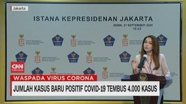 VIDEO: Pesan Dokter Reisa di Tengah Melonjaknya Covid-19