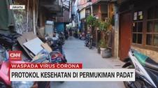 VIDEO: Protokol Kesehatan di Permukiman Padat