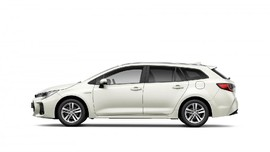 Spesifikasi Suzuki Swace, Station Wagon dari Toyota Corolla