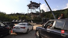 VIDEO: Menyaksikan Sirkus Drive-In di Seoul