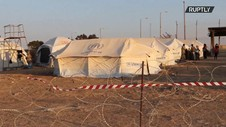 VIDEO: Migran Positif Covid-19 Dikarantina di Kamp Tertutup