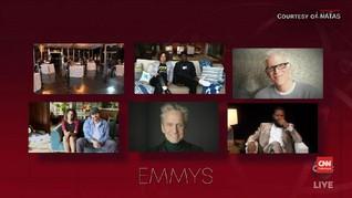 VIDEO: Rekap Emmy Awards 2020, Schitt's Creek Mendominasi
